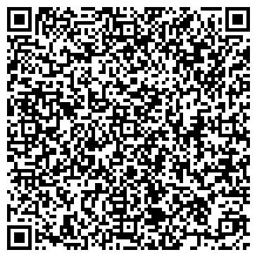 QR-код с контактной информацией организации АО Роза ветров - Кашира