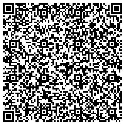 QR-код с контактной информацией организации ПРОФСОЮЗ РАБОТНИКОВ ГОСУДАРСТВЕННЫХ УЧРЕЖДЕНИЙ И ОБЩЕСТВЕННОГО ОБСЛУЖИВАНИЯ