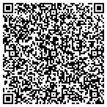 QR-код с контактной информацией организации ООО Ежевика