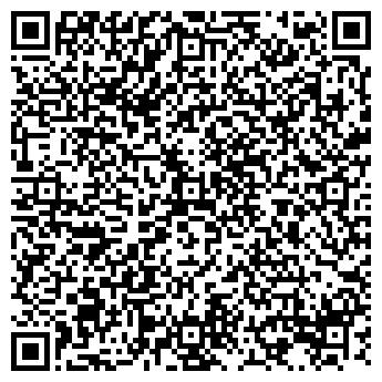 QR-код с контактной информацией организации КАМИНЫ-ПЕЧИ