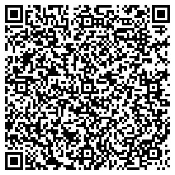QR-код с контактной информацией организации ООО Окна в рассрочку