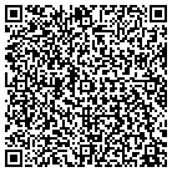 QR-код с контактной информацией организации АТОЛЛ-АФ