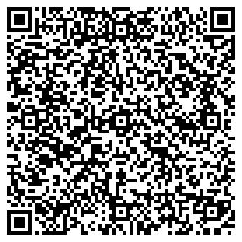 QR-код с контактной информацией организации ООО Рассвет