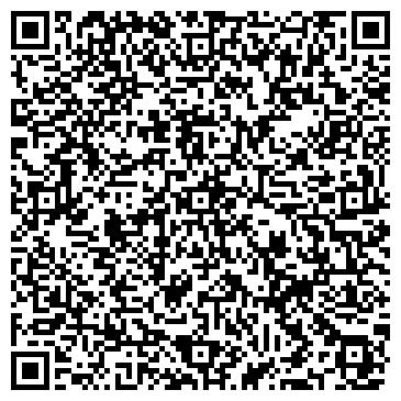 QR-код с контактной информацией организации ООО Ирис Бурбонов