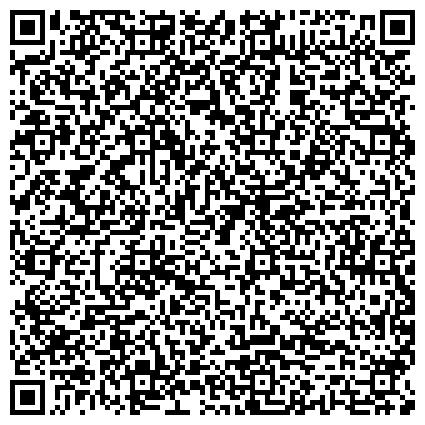 QR-код с контактной информацией организации ПЕНСИОННЫЙ ФОНД РФ Главное управление №10 - Центральный административный округ