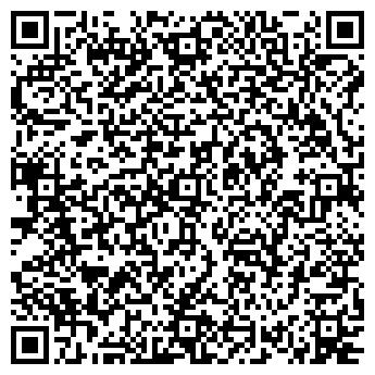 QR-код с контактной информацией организации Отдел дневного пребывания