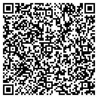 QR-код с контактной информацией организации ДАНАБАНК АО