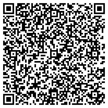 QR-код с контактной информацией организации РУССКИЙ СИЛУЭТ