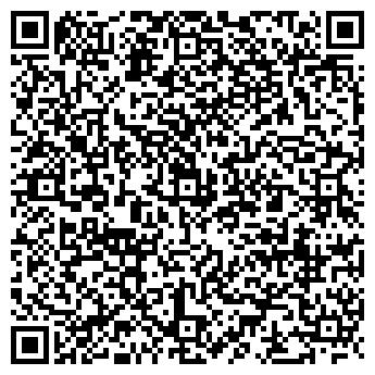 QR-код с контактной информацией организации Местная организация