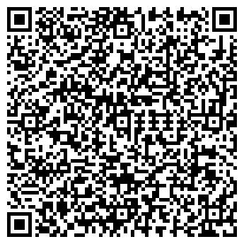 QR-код с контактной информацией организации ООО Атэл