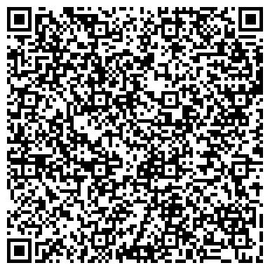 QR-код с контактной информацией организации ХРАМ ВСЕХ СКОРБЯЩИХ РАДОСТЬ НА КАЛИТНИКАХ