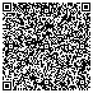 QR-код с контактной информацией организации ООО АКВАЛЮКС - К
