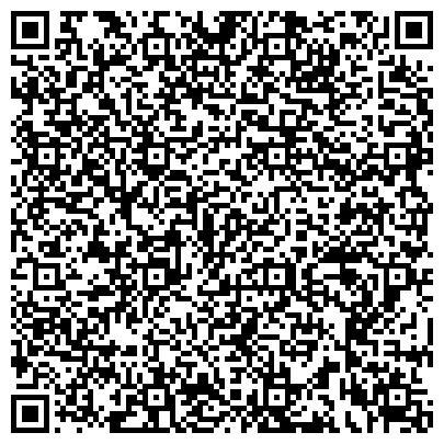 QR-код с контактной информацией организации ХРАМ ИЕРУСАЛИМСКОЙ ИКОНЫ БОЖИЕЙ МАТЕРИ ЗА ПОКРОВСКОЙ ЗАСТАВОЙ