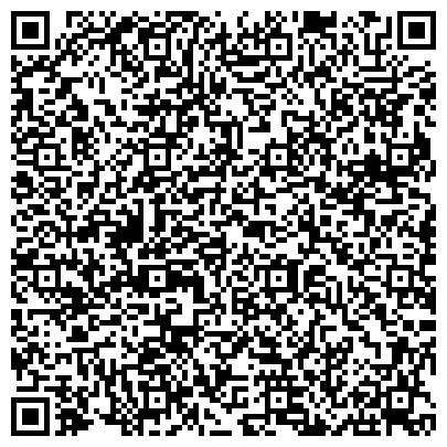 QR-код с контактной информацией организации ХРАМ ПРЕПОДОБНОГО СЕРГИЯ РАДОНЕЖСКОГО В РОГОЖСКОЙ СЛОБОДЕ