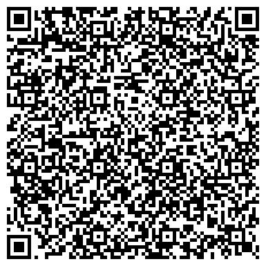 QR-код с контактной информацией организации ХРАМ СОРОКА СЕВАСТИЙСКИХ МУЧЕНИКОВ В СПАССКОЙ СЛОБОДЕ