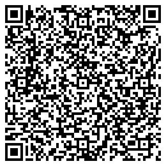 QR-код с контактной информацией организации ХРАМ СВЯТОГО ВЛАДИМИРА