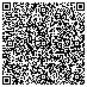 QR-код с контактной информацией организации ЦЕРКОВЬ ПРЕПОДОБНОГО СЕРГИЯ РАДОНЕЖСКОГО