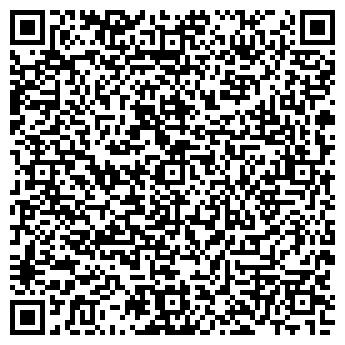QR-код с контактной информацией организации ООО Астра