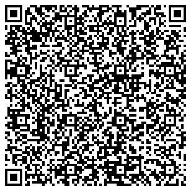 """QR-код с контактной информацией организации ИП Школа ногтевого дизайна """"E.Mi"""""""