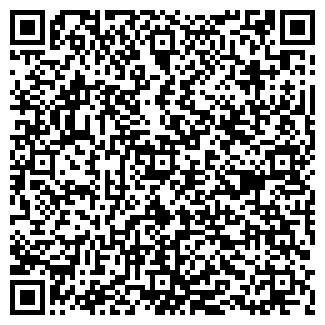 QR-код с контактной информацией организации ALLTIME