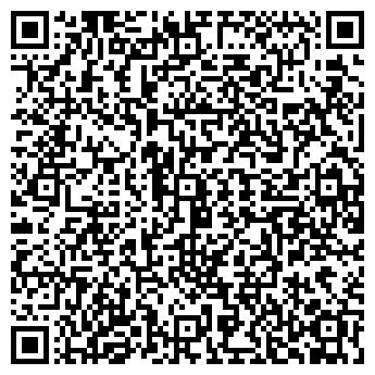 QR-код с контактной информацией организации ООО ЭКОТЕФ