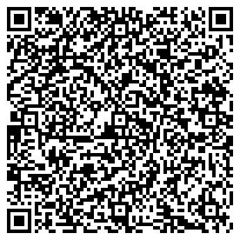 QR-код с контактной информацией организации ТАТРА КЛУБ