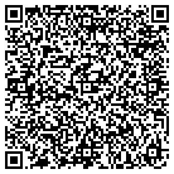 QR-код с контактной информацией организации ООО Inside designers