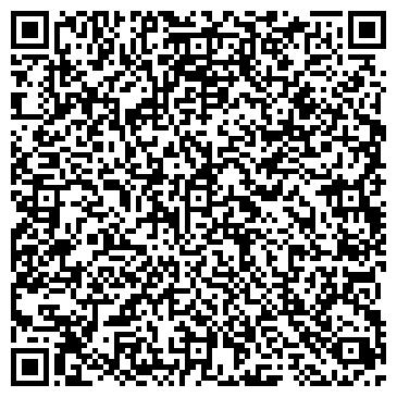 QR-код с контактной информацией организации ООО «Гуси Лебеди»