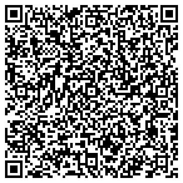 QR-код с контактной информацией организации ХРАМ ПРЕПОДОБНОГО СЕРАФИМА САРОВСКОГО В ГОЛИЦЫНО