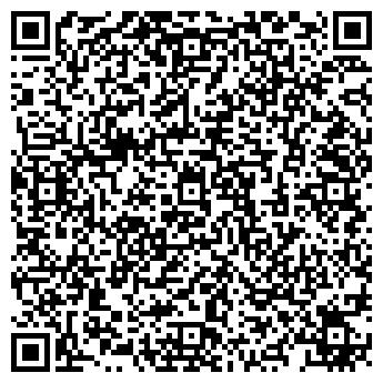 QR-код с контактной информацией организации ВИЗИОНИКА
