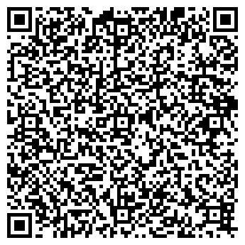 QR-код с контактной информацией организации ПЛАСТ-С