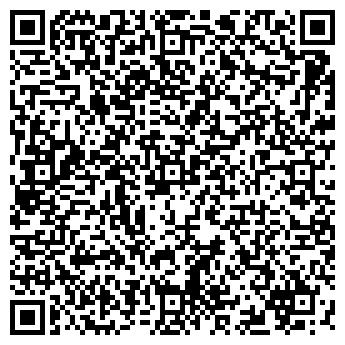 QR-код с контактной информацией организации МЕРЛИН-ОХАР