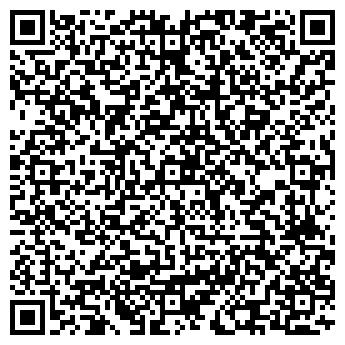 QR-код с контактной информацией организации МИР ИСКУССТВ