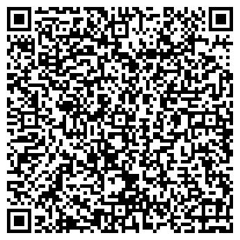 QR-код с контактной информацией организации ООО СДЕК