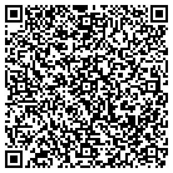 QR-код с контактной информацией организации СУПЕРНОВА