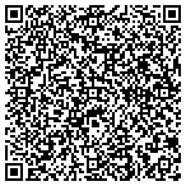 QR-код с контактной информацией организации ООО Flowers