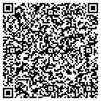QR-код с контактной информацией организации ООО Банкет Холл
