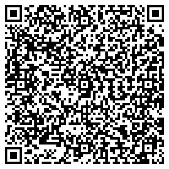 QR-код с контактной информацией организации ИП Бизон