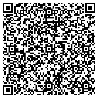QR-код с контактной информацией организации ООО ПВХ СЕРВИС