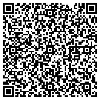 QR-код с контактной информацией организации РОДНИК ЗНАНИЙ