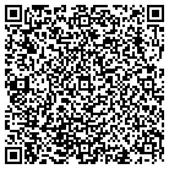 QR-код с контактной информацией организации ДЕТСКИЙ САД № 455