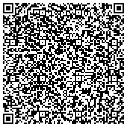 QR-код с контактной информацией организации САРАТОВА ЛЕНИНСКОГО РАЙОНА ВОЕНКОМАТ