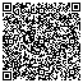 QR-код с контактной информацией организации ООО АДАМ