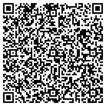 QR-код с контактной информацией организации ООО RUSALVIP