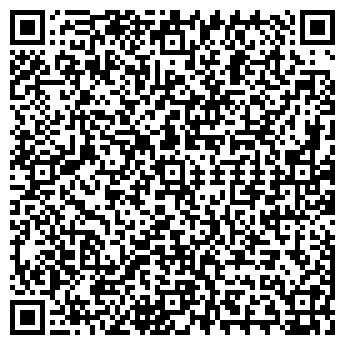 QR-код с контактной информацией организации ООО СЕВА