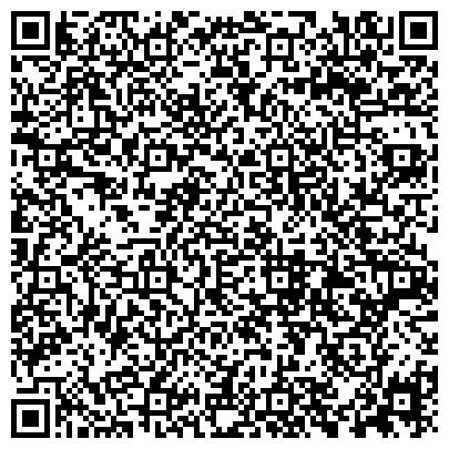 QR-код с контактной информацией организации ООО «Виктория» Клиника комплексной  диетологии «Формула жизни»