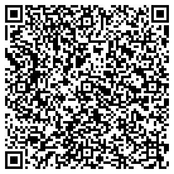 QR-код с контактной информацией организации Пейнтбол-клуб Crossfire