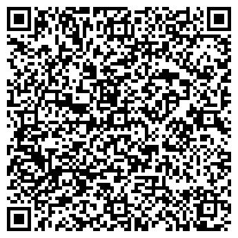 QR-код с контактной информацией организации FOX-GROUP