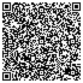 QR-код с контактной информацией организации ООО инструктор по вязке собак
