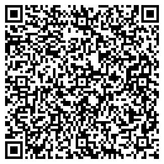 QR-код с контактной информацией организации МУП РУСАЛКА